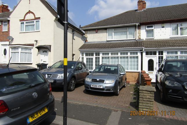 Thumbnail End terrace house to rent in Repton Road, Bordesley Green