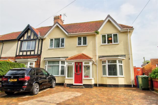 Thumbnail Semi-detached house for sale in Victoria Avenue, Grangetown, Sunderland