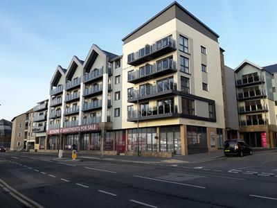 Thumbnail Retail premises for sale in Unit 4, Mount's Bay Retail Centre, Wharf Road, Penzance, Cornwall