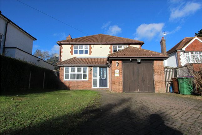 Thumbnail Detached house for sale in Hollywood Lane, Wainscott, Medway