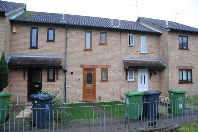 Thumbnail Terraced house for sale in Constable Drive, Bradwell, Great Yarmouth