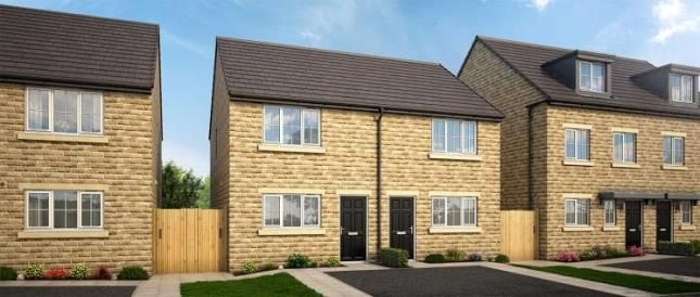 Thumbnail Mews house for sale in Clarence Gardens, Oxford Road, Burnley