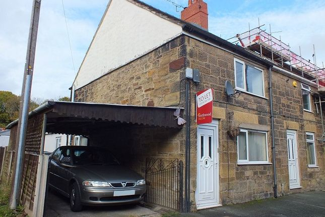 Thumbnail End terrace house to rent in Bank Street, Southsea, Wrexham