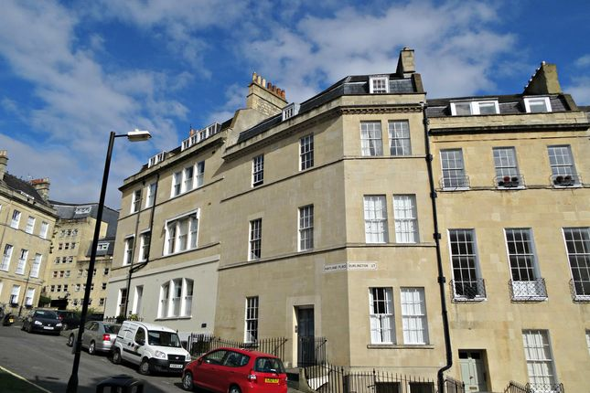 Thumbnail Flat for sale in Portland Place, Lansdown, Bath