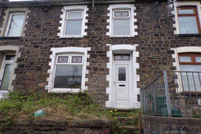 Thumbnail Terraced house for sale in Park View Terrace, Abercwmboi, Aberdare
