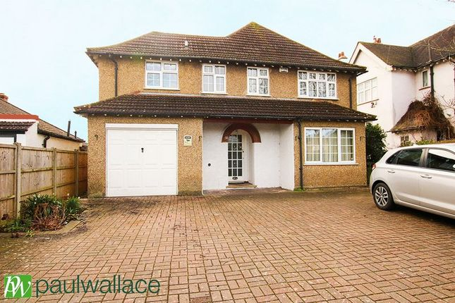 Thumbnail Detached house to rent in Church Lane, Cheshunt, Waltham Cross