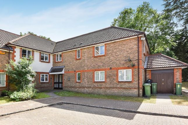 Thumbnail Flat for sale in Francis Way, Camberley, Surrey.