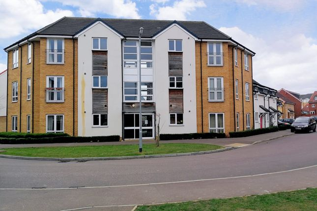 Thumbnail Flat for sale in Fulbourn, Cambridge, Cambridgeshire