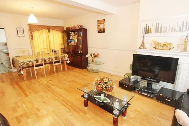 Thumbnail Terraced house to rent in Beamish Road, London