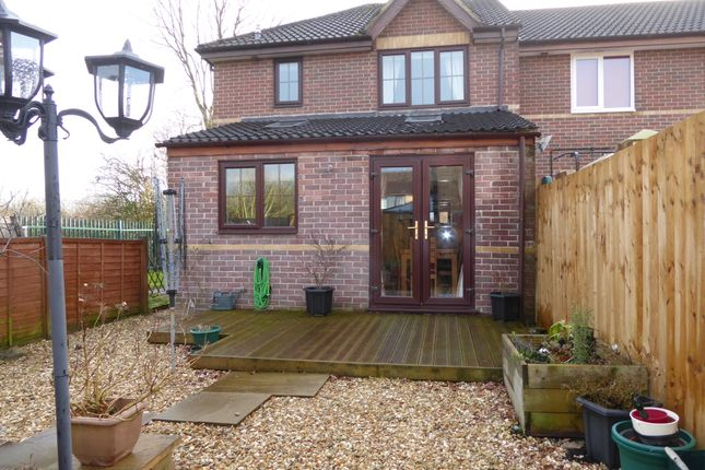 Thumbnail Semi-detached house for sale in Croscombe Gardens, Frome