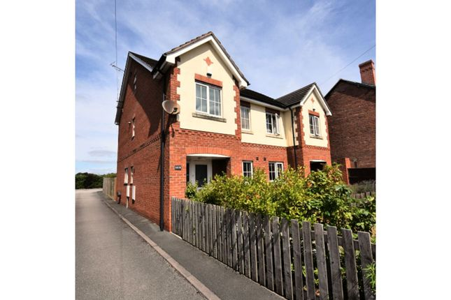 Front View of Hoole Lane, Hoole, Chester CH2