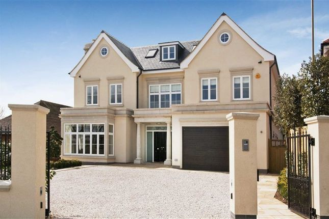 Thumbnail Detached house for sale in Beech Hill Avenue, Hadley Wood, Hertfordshire