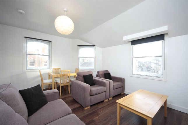 Thumbnail Flat to rent in St John's Road, Battersea, London