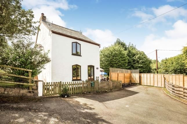 Thumbnail Detached house for sale in Bryn Saith Marchdog, Corwen, North Wales