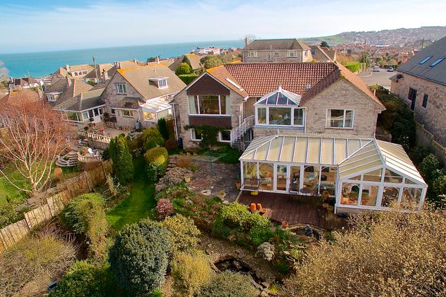 Thumbnail Detached house for sale in Bay Crescent, Swanage