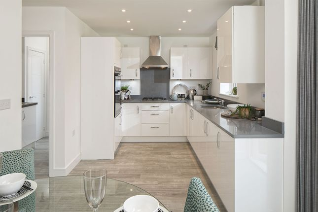 """4 bedroom semi-detached house for sale in """"The Elm"""" at Hyde End Road, Shinfield, Reading"""