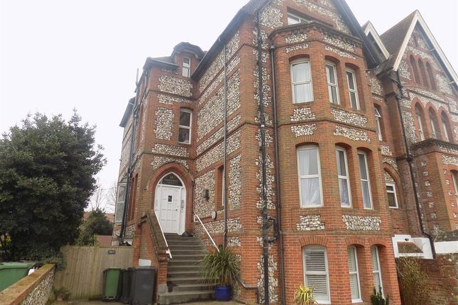 Thumbnail Flat to rent in Grange Gardens, Furness Road, Eastbourne