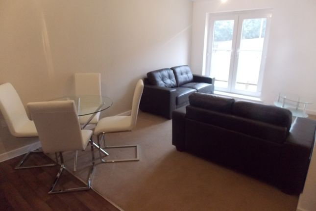 Thumbnail Flat to rent in Irwell Building, Derwent Street, Salford