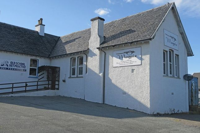 Thumbnail Flat for sale in Broadford, Isle Of Skye