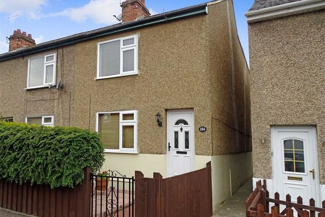 Thumbnail End terrace house for sale in Upper Bridge Road, Chelmsford, Essex