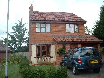 Thumbnail Detached house to rent in Kepax Gardens, Worcester