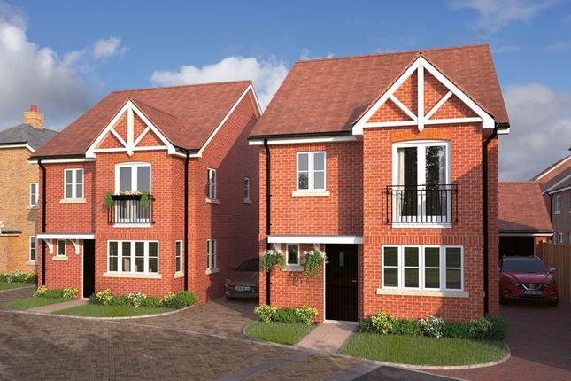 Thumbnail Detached house for sale in Shorwell, Netley Abbey, Southampton
