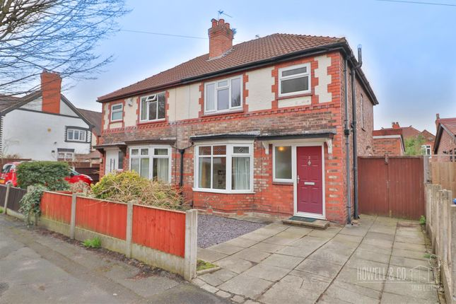 3 bed semi-detached house to rent in Queens Drive, Grappenhall, Warrington WA4