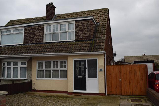 Thumbnail Semi-detached house for sale in Stokesley Road, Hartlepool