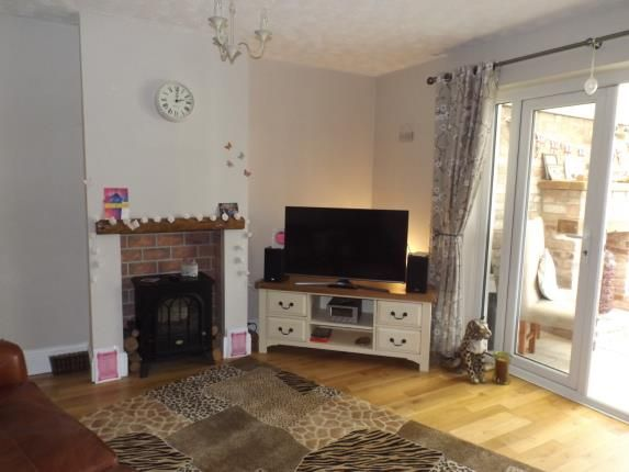 Living Room of School View, Bottesford, Nottingham, Leicestershire NG13