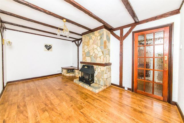 Thumbnail End terrace house for sale in Bishopsbourne Green, Twydall, Kent