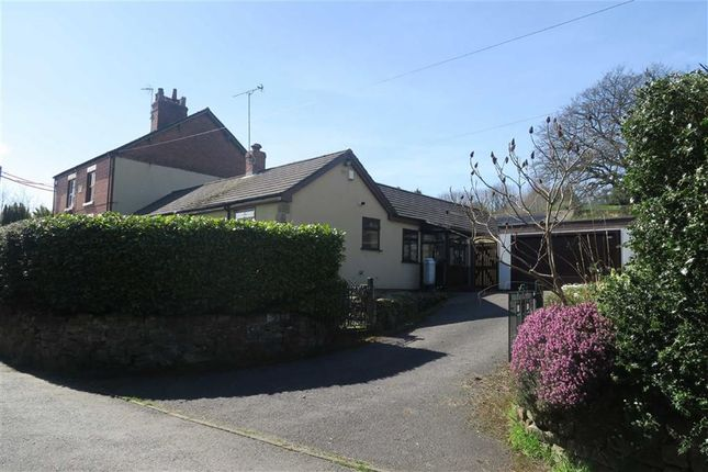 Thumbnail Detached bungalow for sale in Prince George Street, Cheadle, Stoke-On-Trent
