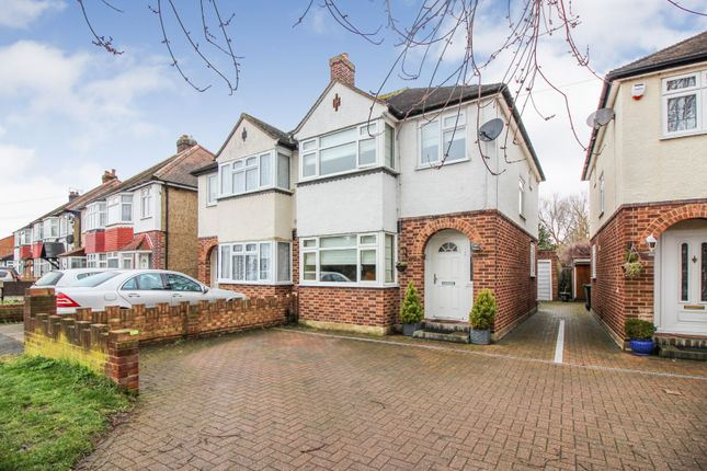 Thumbnail Semi-detached house for sale in Long Lane, Staines-Upon-Thames