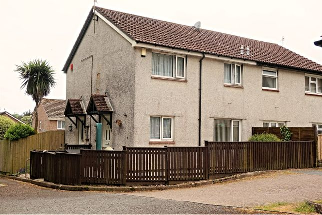 Thumbnail Semi-detached house for sale in Tillard Close, Plymouth