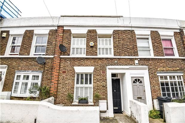 Thumbnail Terraced house for sale in Wellfield Road, Streatham
