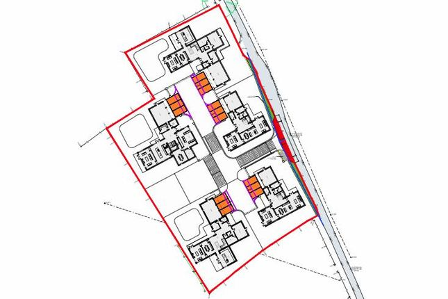 Site Plan.Png of West Holehouse Road, Thorntonhall, Glasgow G74
