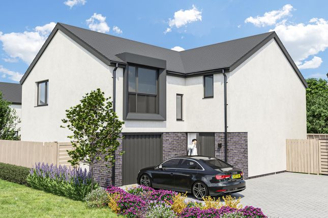 4 bed detached house for sale in Newhailes Court Gardens, Newcraighall Road, Edinburgh EH21