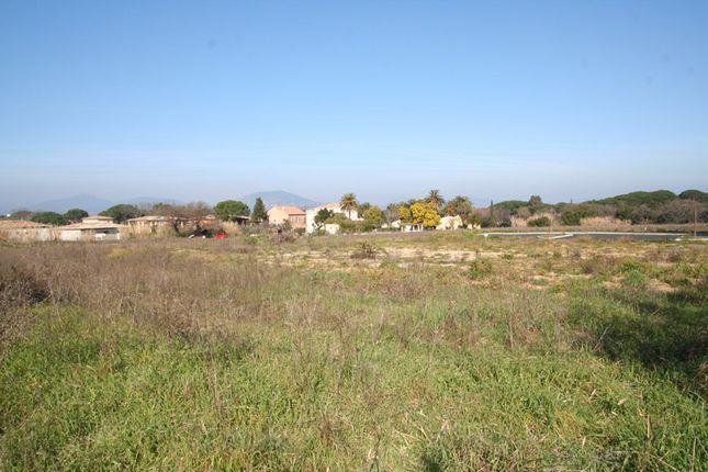 Thumbnail Land for sale in Gassin, Gassin, Saint-Tropez, Draguignan, Var, Provence-Alpes-Côte D'azur, France