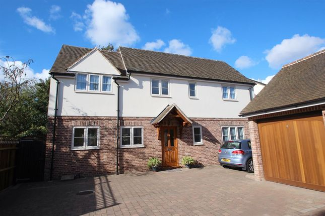 Thumbnail Detached house for sale in Crib Street, Ware