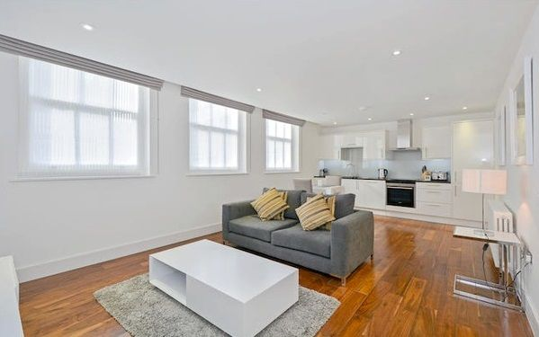 1 bed flat to rent in Tottenham Mews, London