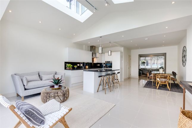 Thumbnail End terrace house for sale in Dalgarno Gardens, London