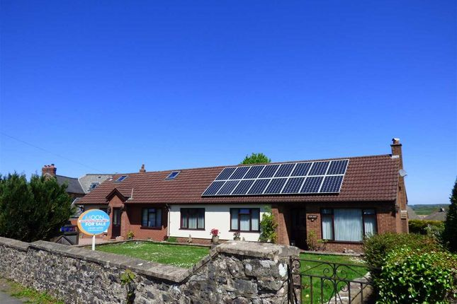 Thumbnail Detached bungalow for sale in Barrowell Lane, St. Briavels, Lydney