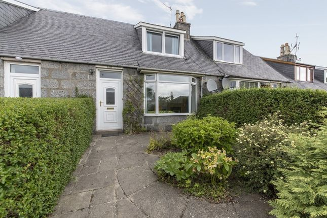 Thumbnail Terraced house for sale in Hilton Avenue, Aberdeen, Aberdeenshire