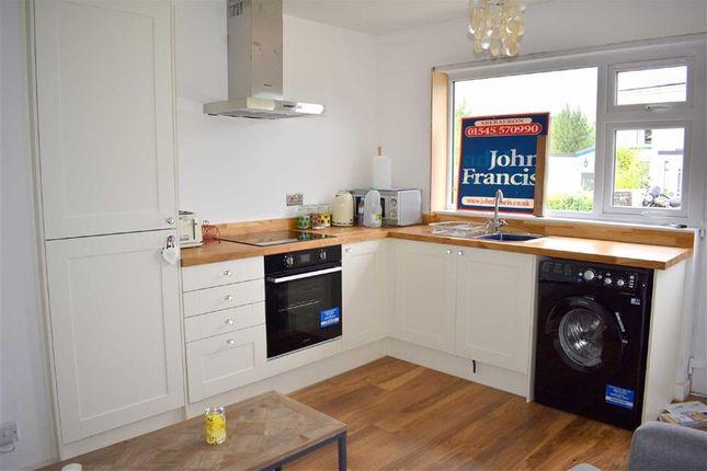 Thumbnail Flat for sale in Traeth Gwyn, New Quay, Ceredigion