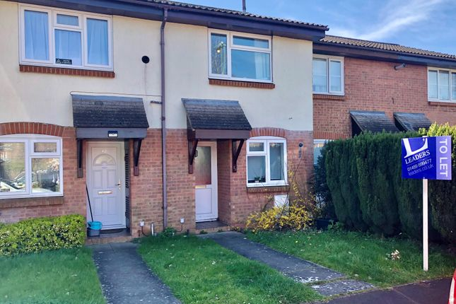 Thumbnail Terraced house to rent in Walker Gardens, Hedge End, Southampton