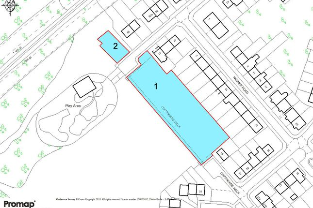 Thumbnail Land for sale in Copthorne Walk, Liverpool