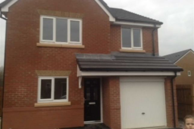 Thumbnail Detached house to rent in Greengables Close, Middleton, Manchester