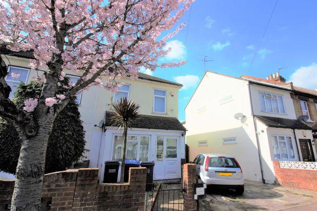 Thumbnail End terrace house for sale in Selhurst New Road, London