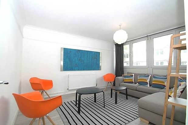 Thumbnail Flat to rent in Thomas Baines Road, London