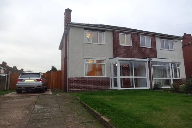 King George Crescent, Walsall WS4