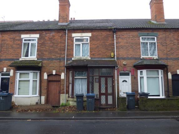 Terraced house for sale in Brook Lane, Kings Heath, Birmingham, West Midlands